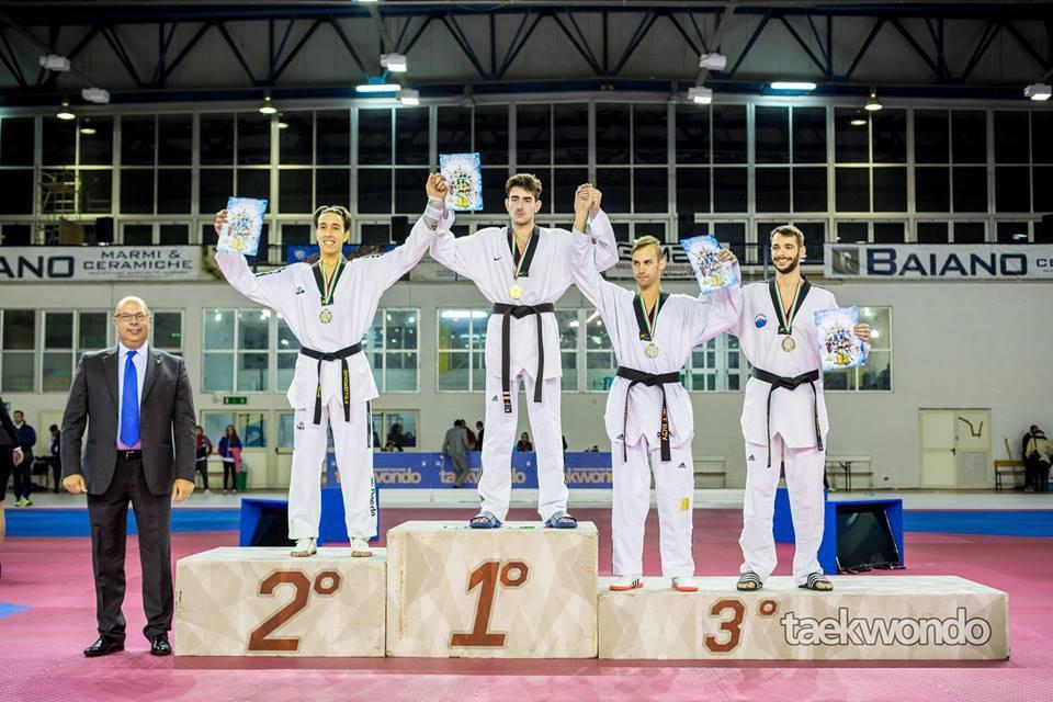 Taekwondo in Italia