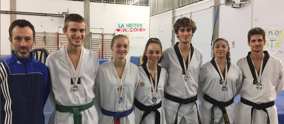 Taekwondo Polisportiva Riccione