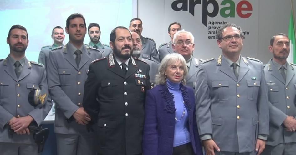 La Forestale confluisce nei Carabinieri. Il bilancio di dieci anni