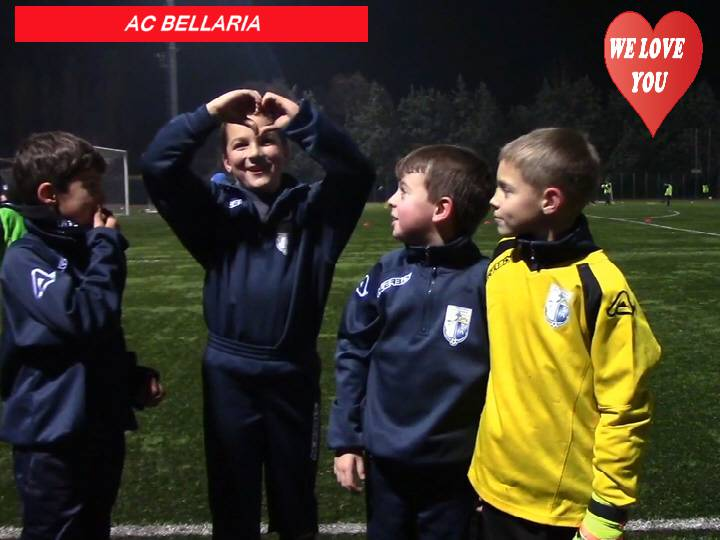 Calcio Junior TV, We Love You