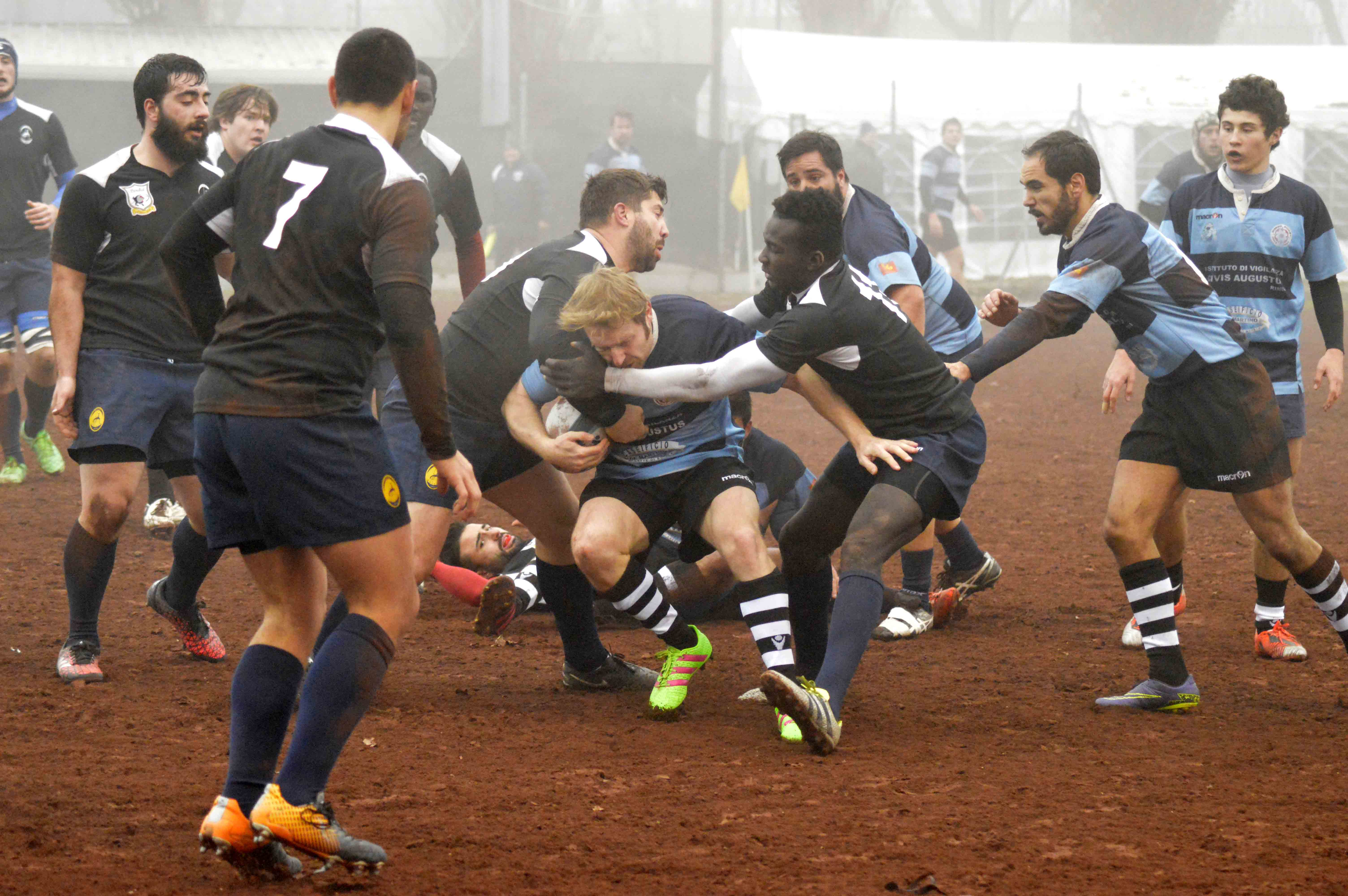 Amarcord Rugby Rimini San Marino-Rugby Noceto