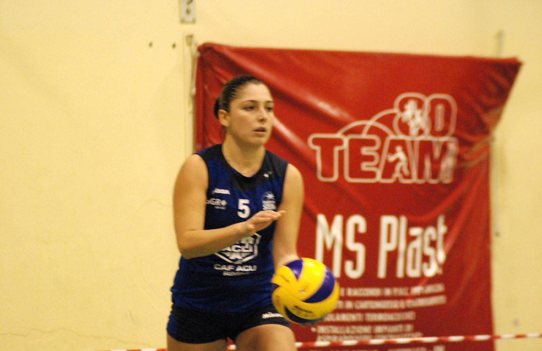 Volley B2 femminile. Team 80 Gabicce-Caf Acli Stella Rimini 3-2 (gallery)