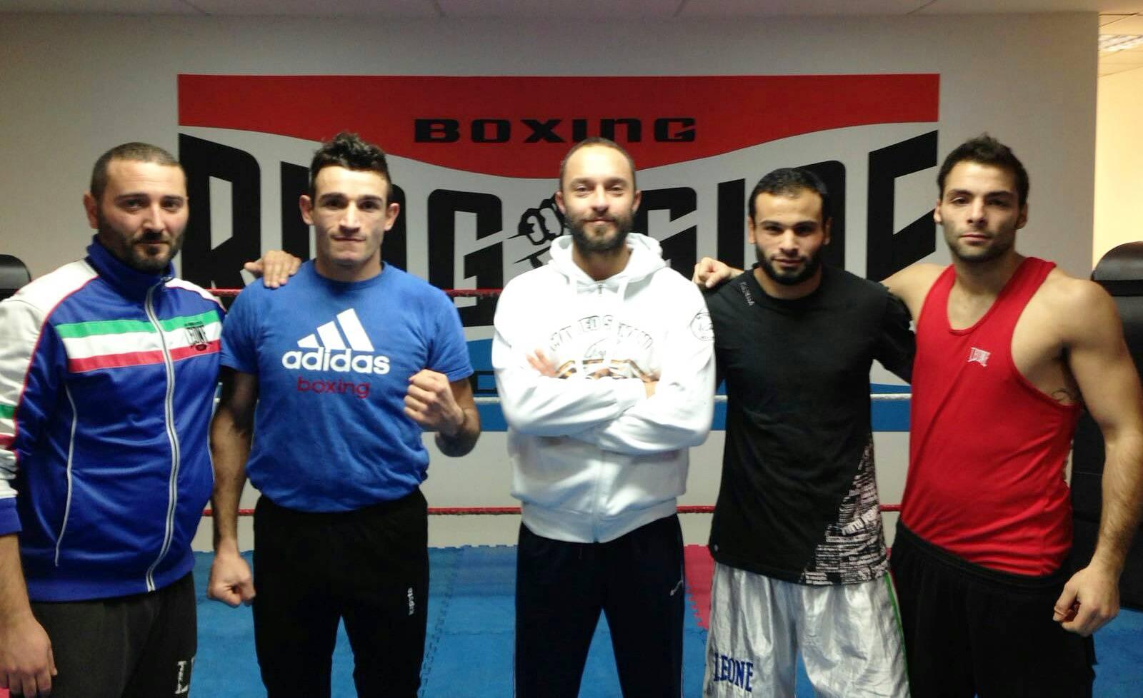 Ring Side Boxing Club di Rimini