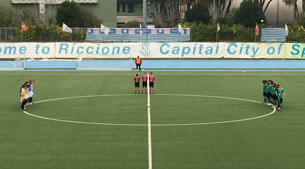 Eccellenza. Fya Riccione-Real San Lazzaro 2-1