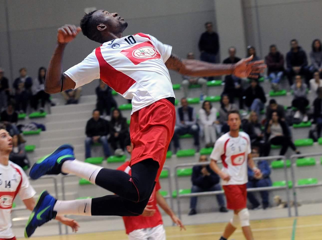 Volley B maschile. Dolciaria Rovelli Morciano-Città di Castello 2-3