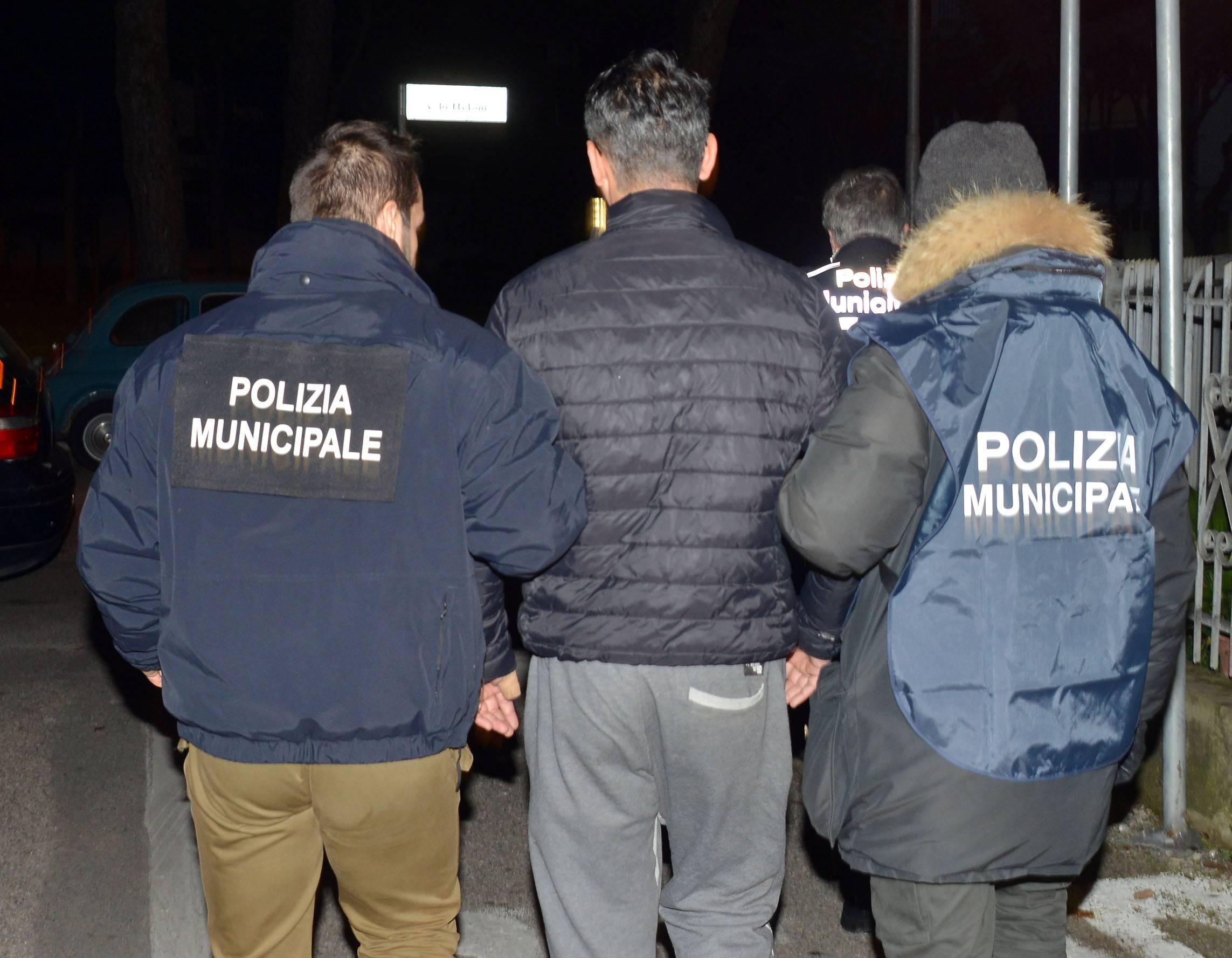 Operazione antidroga della Polizia Municipale: ingenti sequestri