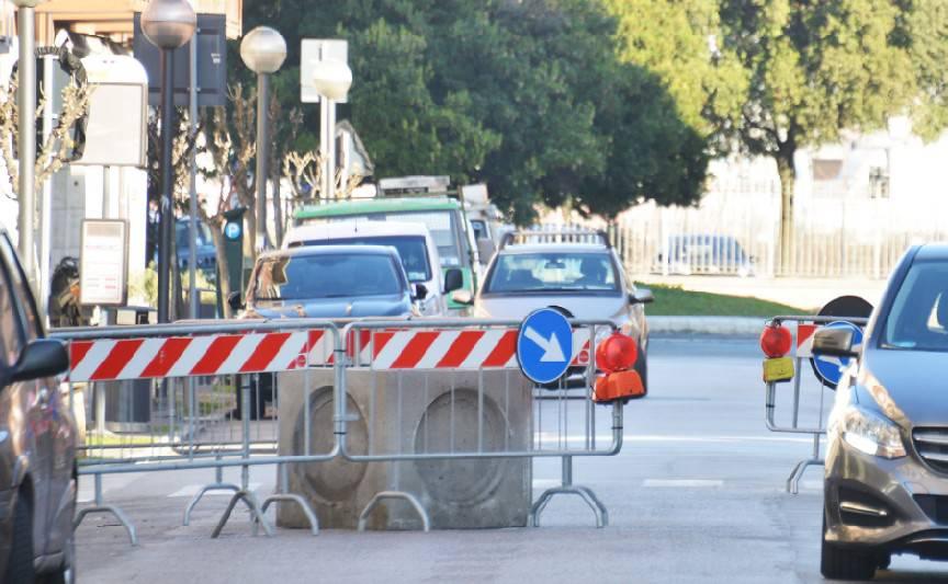 Terrorismo. Barriere in strada per aumentare la sicurezza nei grandi eventi