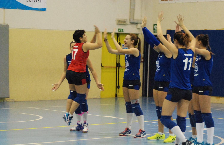 Caf Acli Stella Rimini–Pieralisi Volley Jesi