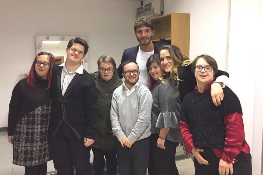I ragazzi del Centro 21 ospiti del Maurizio Costanzo Show