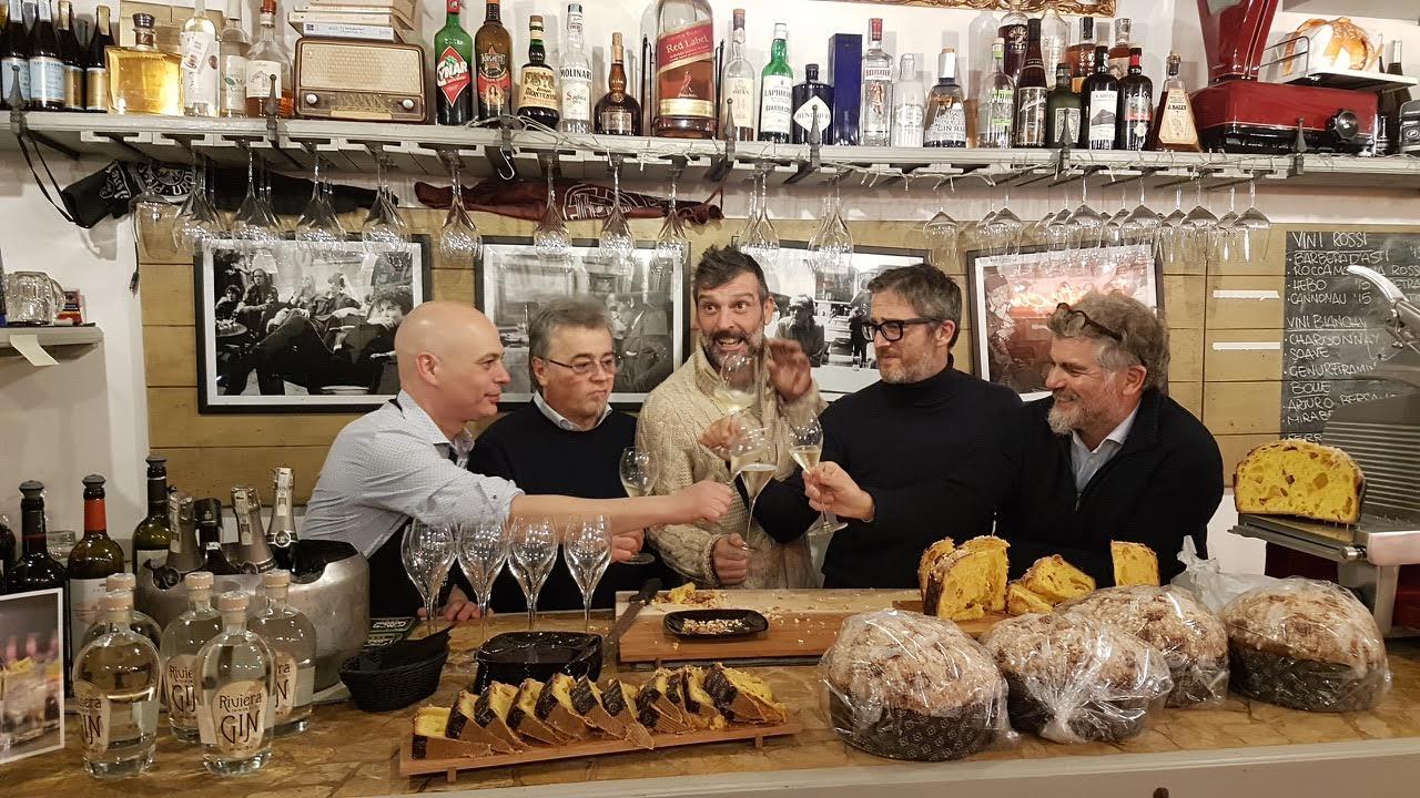 Dal Panificio Fellini e Riviera Gin un panettone dal sapore unico