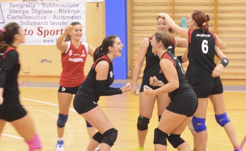 Riccione Volley-Pallavolo Faenza