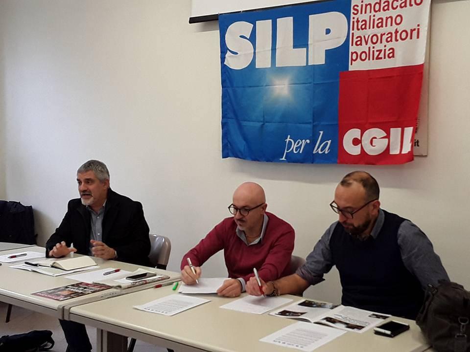 Oggi la conferenza di Organizzazione SILP CGIL. Servono investimenti per la polizia
