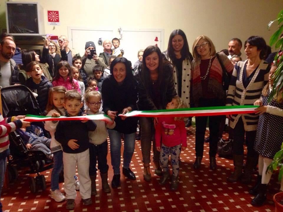Inaugurata a Riccione la nuova sede del Centro distrettuale Famiglie