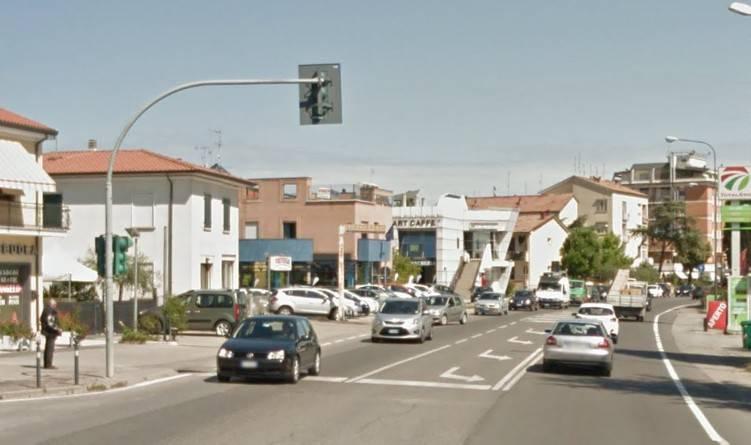 A Santarcangelo lavori di asfaltatura su via Emilia