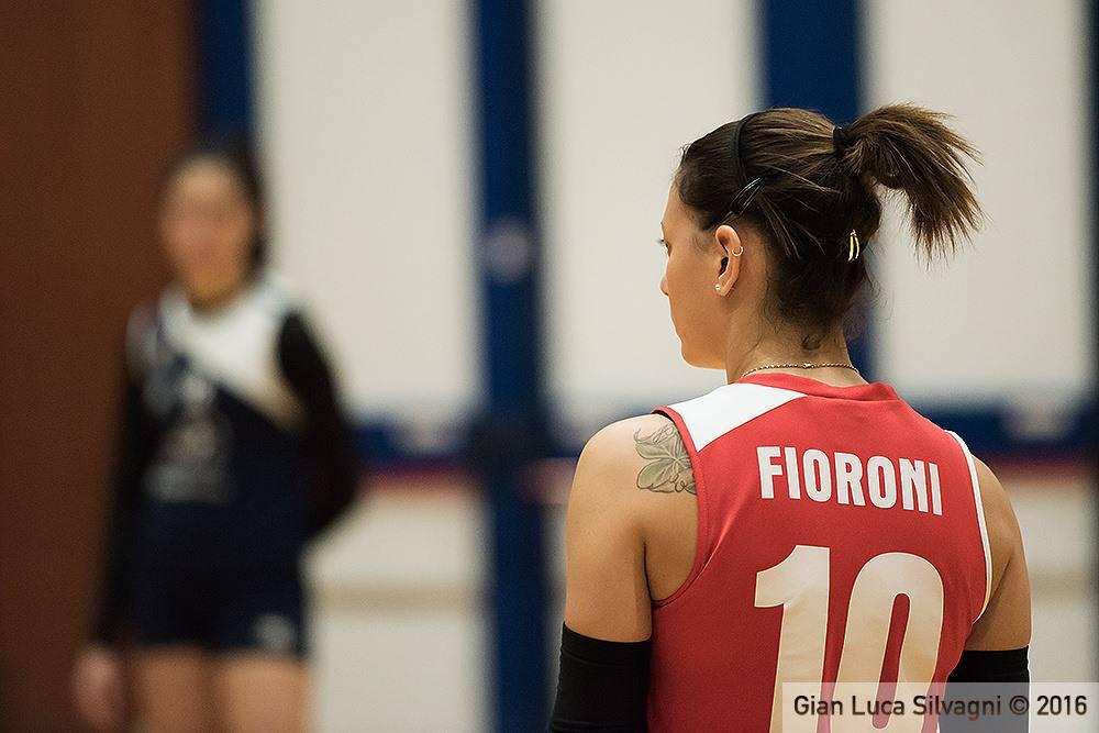 Volley C femminile. Gut Chemical Bellaria-Olimpia Master CMC 0-3