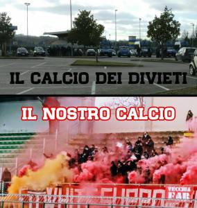 Il confronto proposto dai Red White Supporters