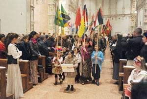 Messa dei Popoli