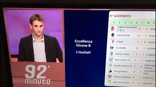 Simone Massaccesi a 92° minuto