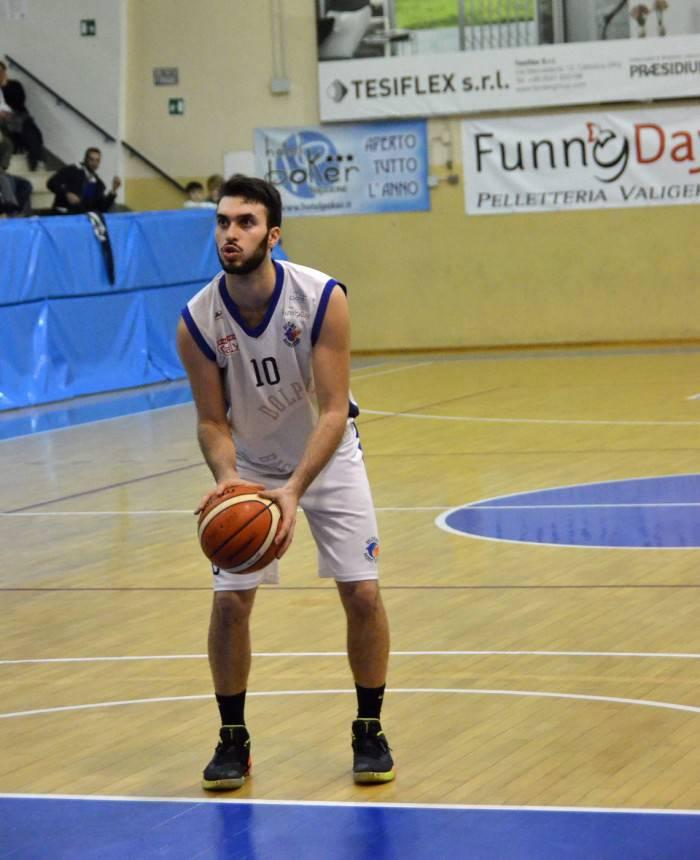 Dany Dolphins Riccione-Granarolo Basket