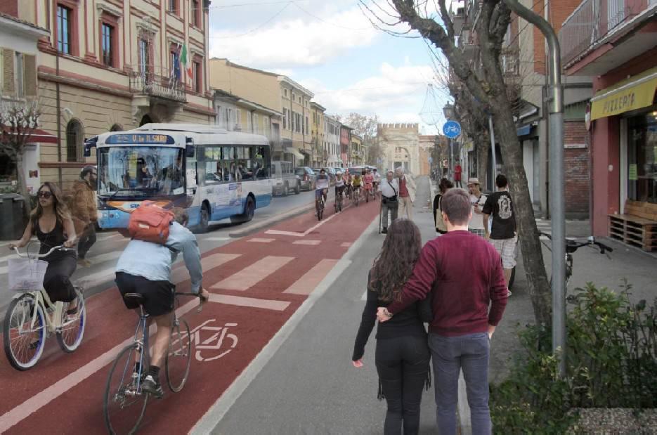 Ciclabili e zone 30, a Rimini quattro progetti per 1,6 milioni