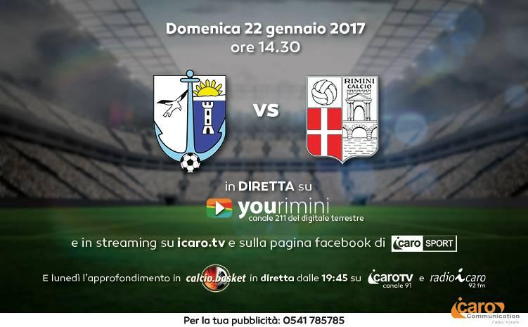 92° minuto, Bellaria-Rimini