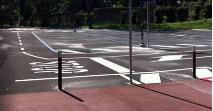 Lavori di bonifica al parcheggio ex padane. 13 ambulanti si spostano