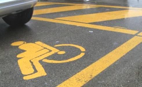 Posti riservati ai disabili: a Rimini 495 sanzioni nel 2016