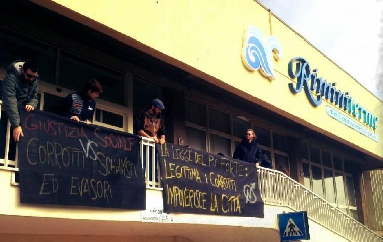 Azione a Rimini Terme del 2013. Assolti attivisti di Casa Madiba