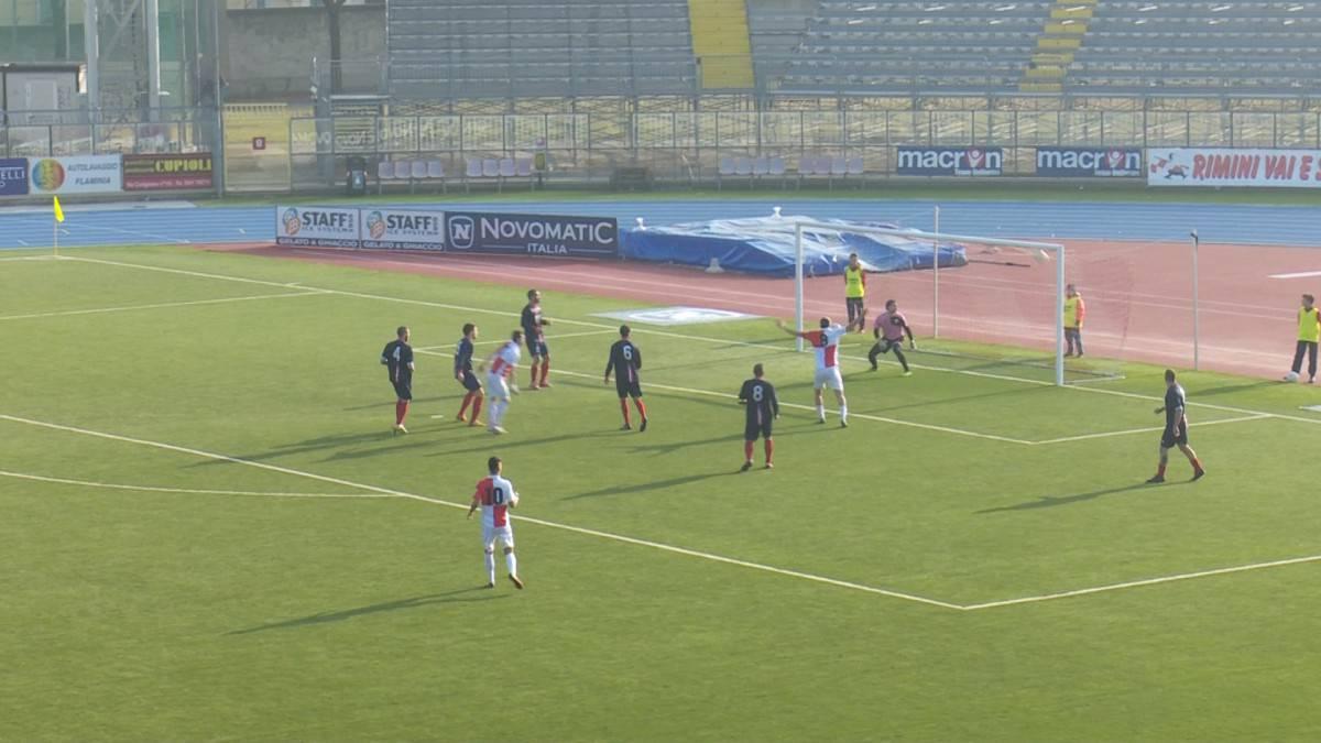 Rimini-Classe 1-0