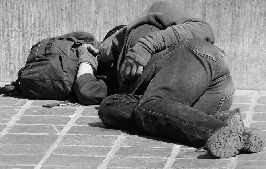 Freddo e gelo. A Rimini si intensifica l'impegno per i senzatetto