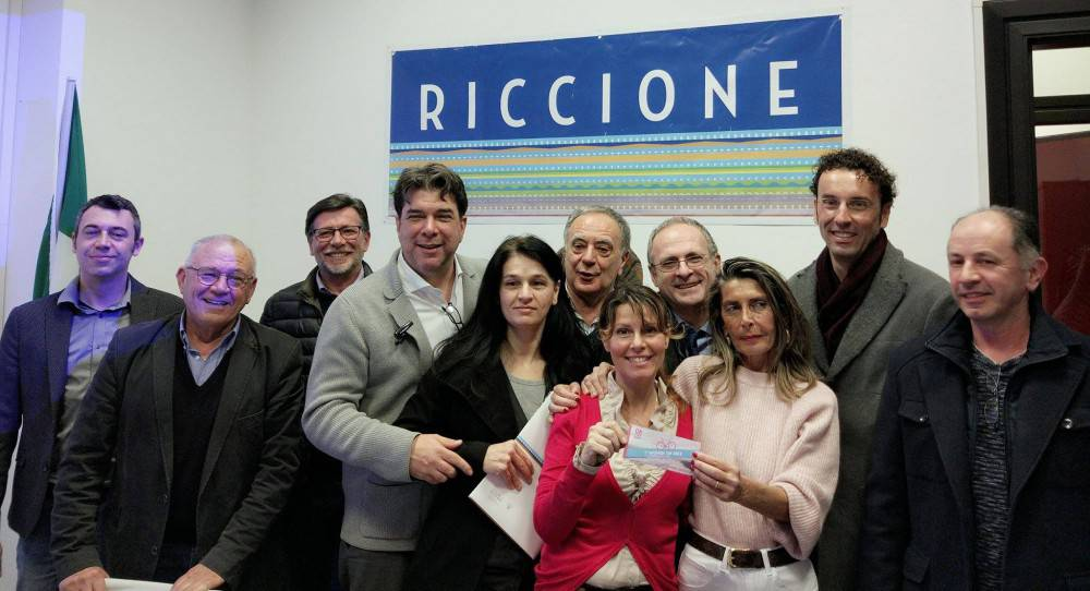 Riccione Women on Bike