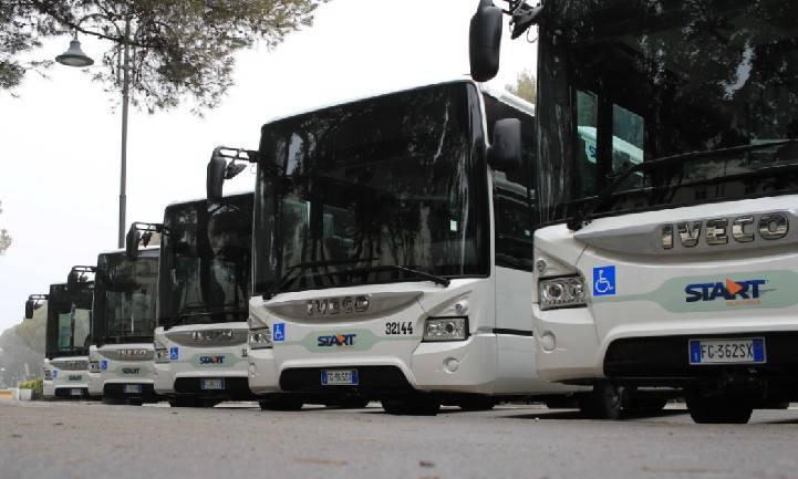 Start Romagna rinnova il parco mezzi: pronti 16 nuovi bus