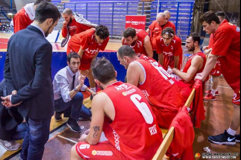 Basket. Al Flaminio i Crabs cedono il passo a Reggio