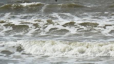 Stato del mare: mercoledì fase di attenzione
