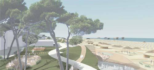 Parco del mare, parte il progetto di infrastrutturazione verde urbana
