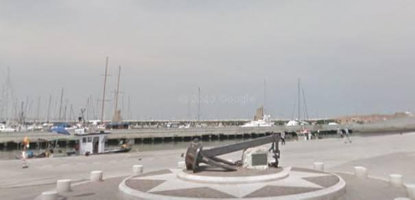 il porto di Rimini