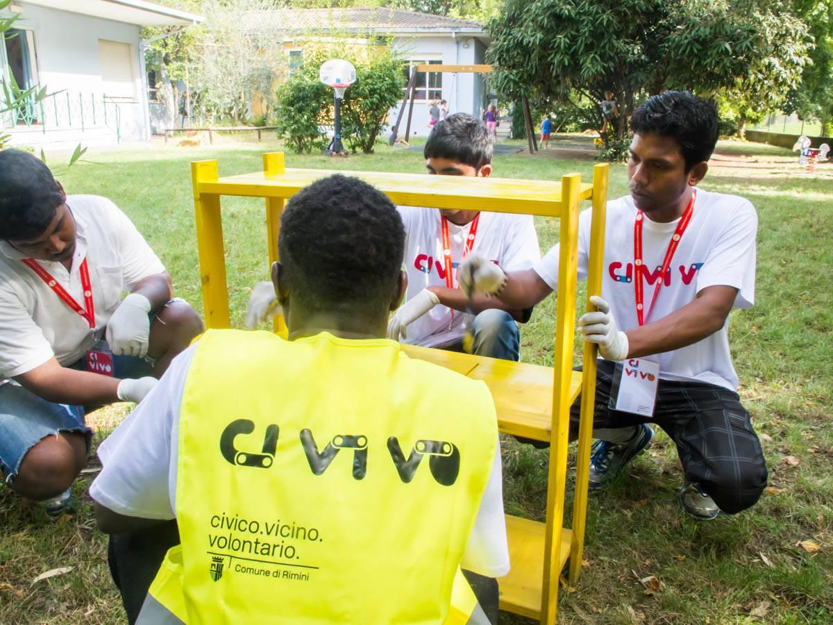 Volontariato profughi. Il caso Rimini citato dal Washington Post