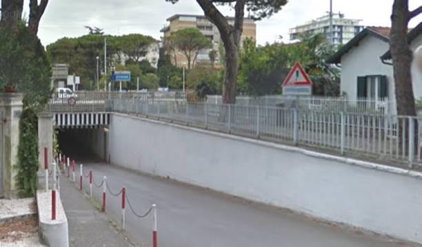 Lavori sottopasso viale Battisti: da lunedì chiusura al traffico