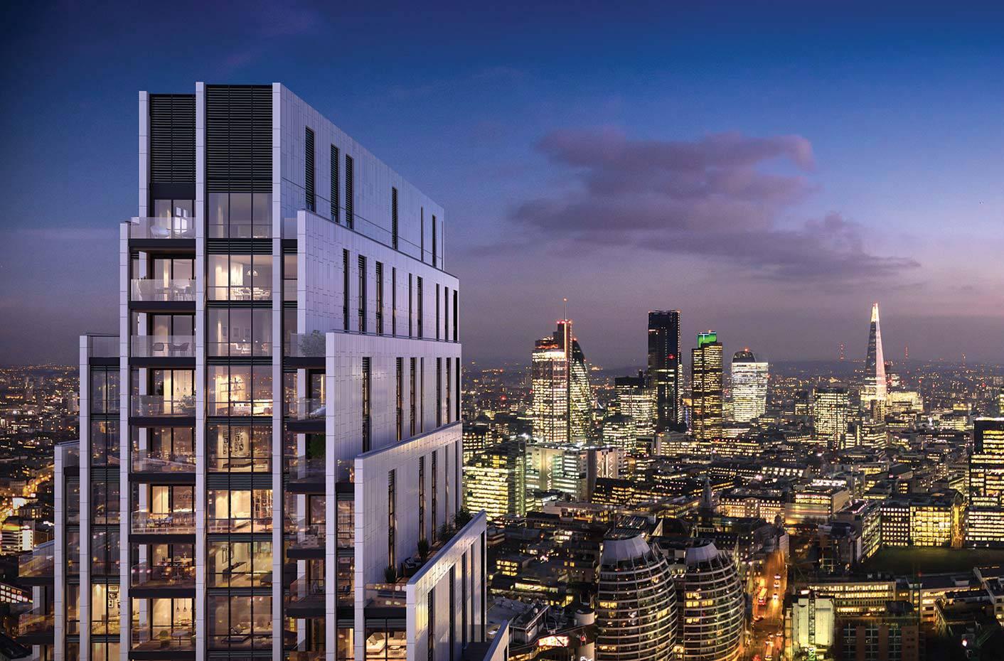 Gruppo Focchi, nuovo progetto a Londra.