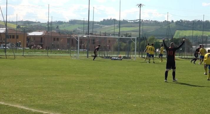 Athletic Falco-Real Monteleone