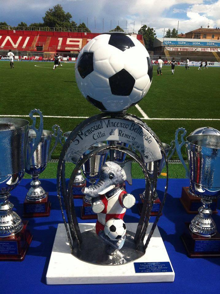 Il Trofeo del Memorial Vincenzo Bellavista
