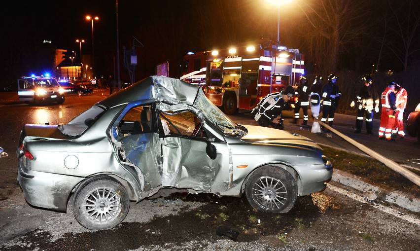 Incidente in via Cavalieri V. Veneto, muore 38enne