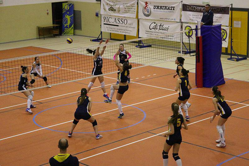 Rubicone In Volley RIV-Gut Chemical Bellaria
