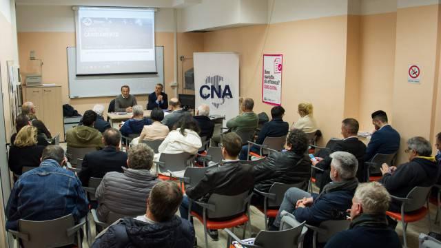 Assemblea elettiva CNA Rimini: Franchini confermato alla presidenza