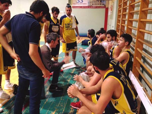 Martedì sera si gioca Dulca Santarcangelo-Bellaria Basket