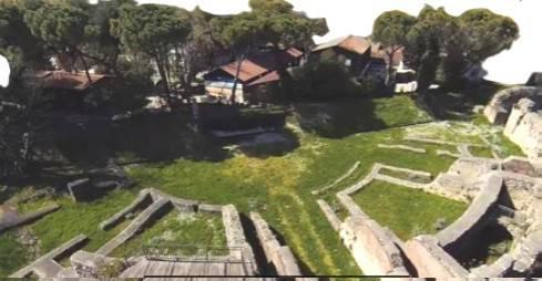 Ceis e anfiteatro. Due ipotesi per trasferimento