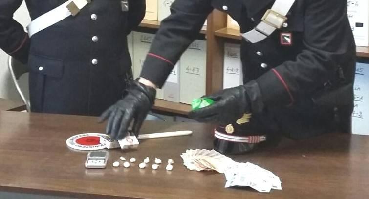 carabinieri bellaria cocaina