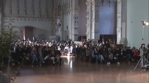 Il Vescovo incontra i cresimandi. Domenica terzo appuntamento