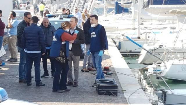 per la mamma della ragazza ritrovata in un trolley nelle acque del porto canale di Rimini.
