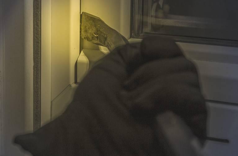 Colpo in villa a Covignano. Ingente il bottino